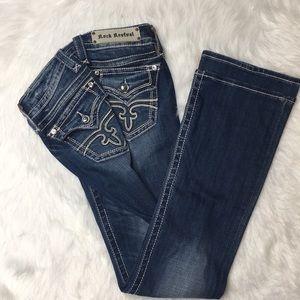 Rock Revival Celine Bootcut Jeans sz 28